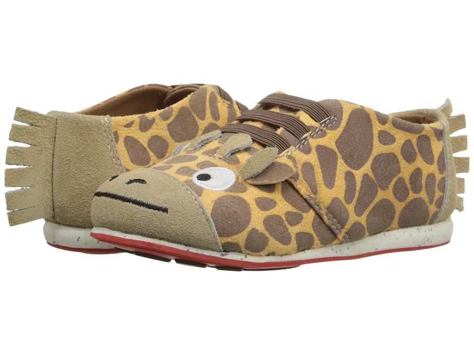 EMU Australia - Giraffe Sneaker (Toddler/Little Kid/Big Kid) (Gold) Shoes