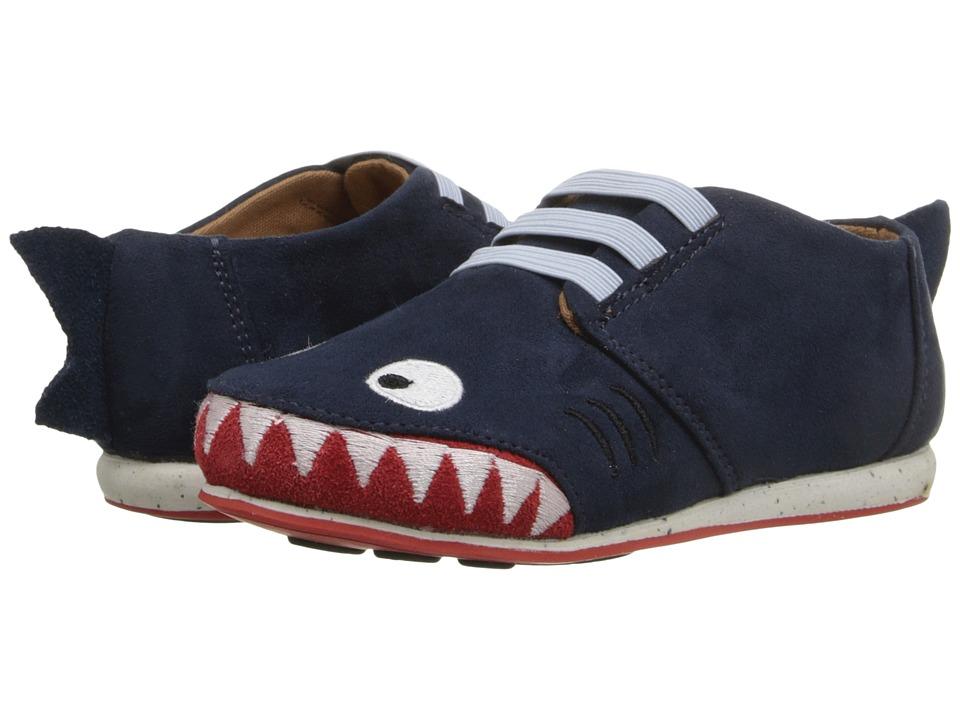 EMU Australia - Shark Sneaker (Toddler/little Kid/Big Kid) (Navy) Shoes