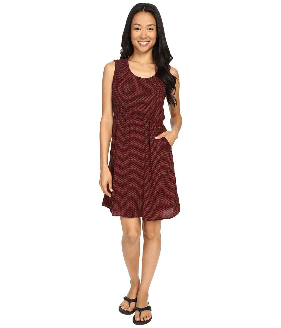 KAVU Simone Dress (Americana) Women