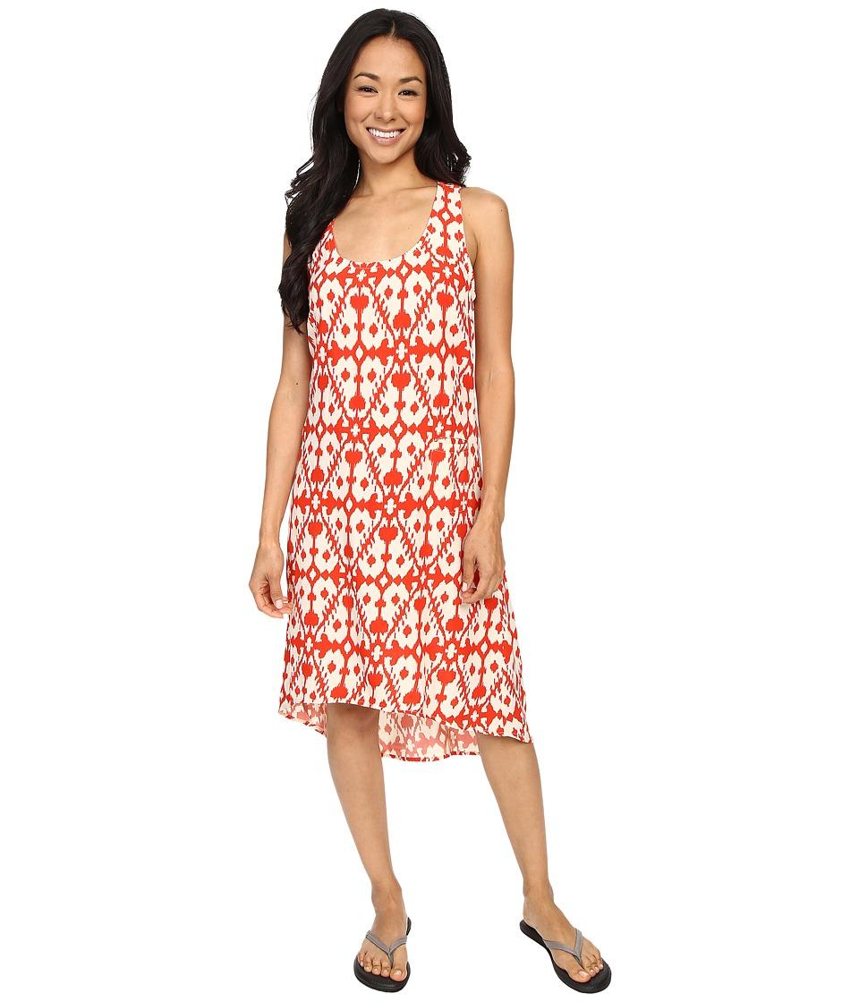 KAVU - Jocelyn Dress (Firewater) Women's Dress