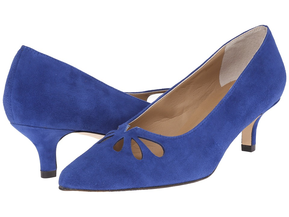 Vaneli - Tany (Jordan Blue Suede) Women's 1-2 inch heel Shoes