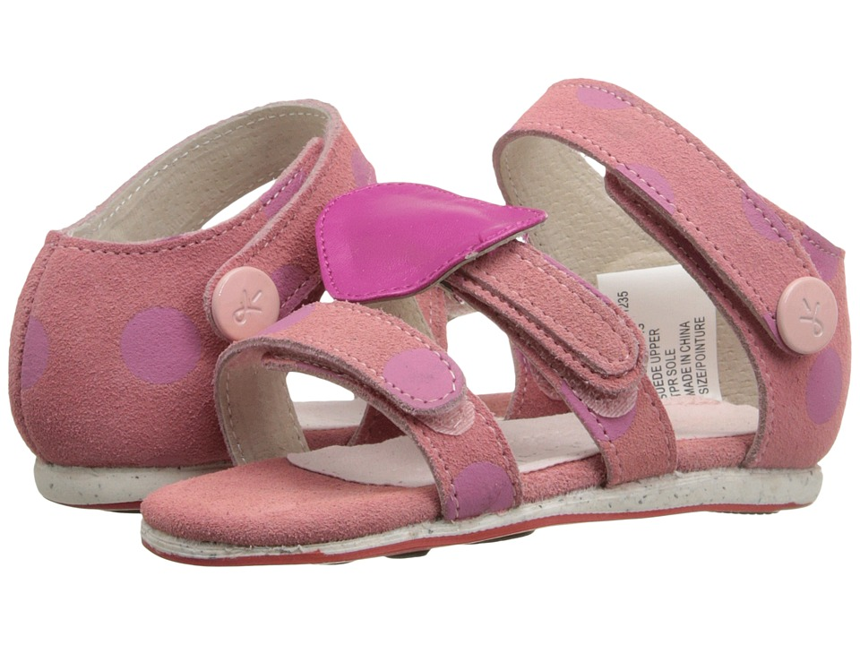 EMU Australia - Heart Sandal (Infant) (Pale Pink) Women's Sandals