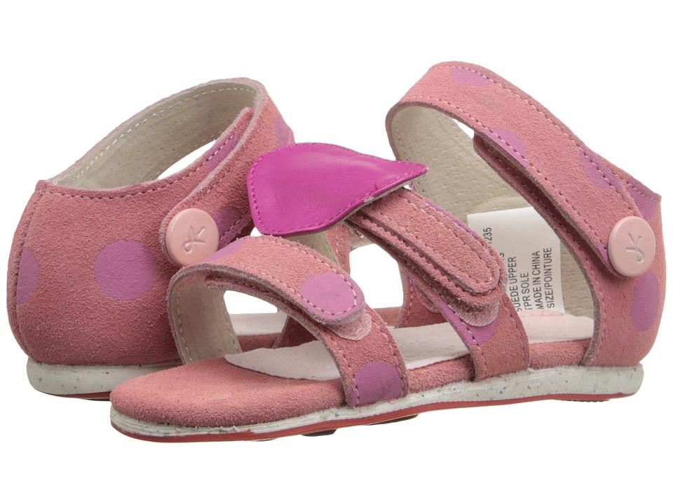 EMU Australia - Heart Sandal (Infant) (Pale Pink) Women's Sandals