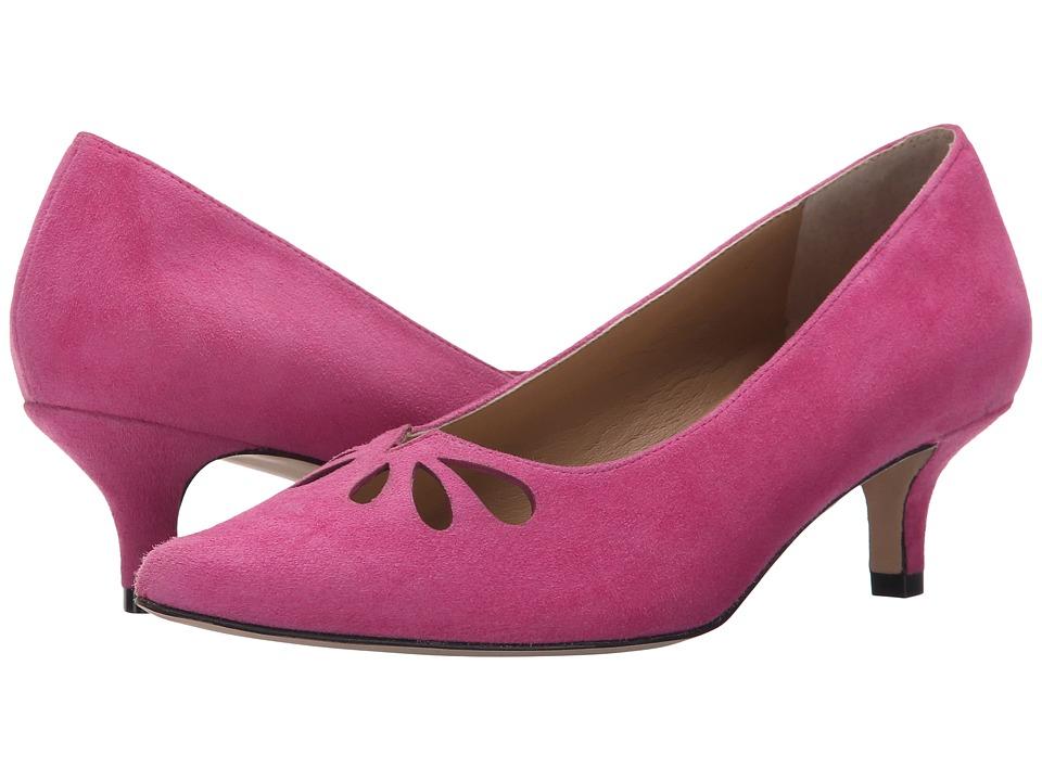 Vaneli - Tany (Peonia Pink Suede) Women's 1-2 inch heel Shoes