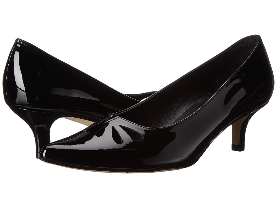 Vaneli - Tany (Black Mag Patent) Women's 1-2 inch heel Shoes