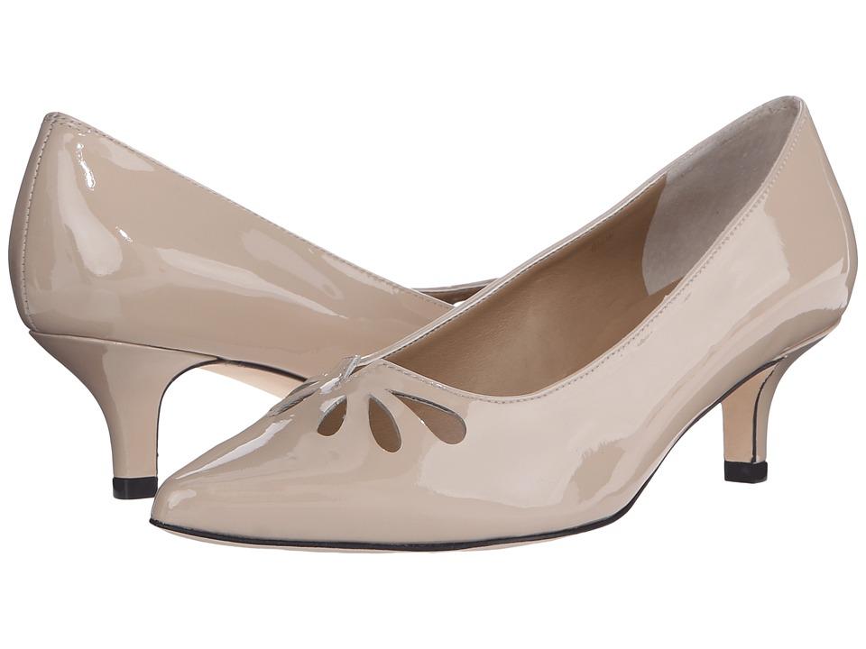 Vaneli - Tany (Ecru Mag Patent) Women's 1-2 inch heel Shoes