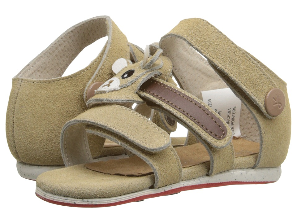 EMU Australia - Bear Sandal (Infant) (Caramel) Sandals