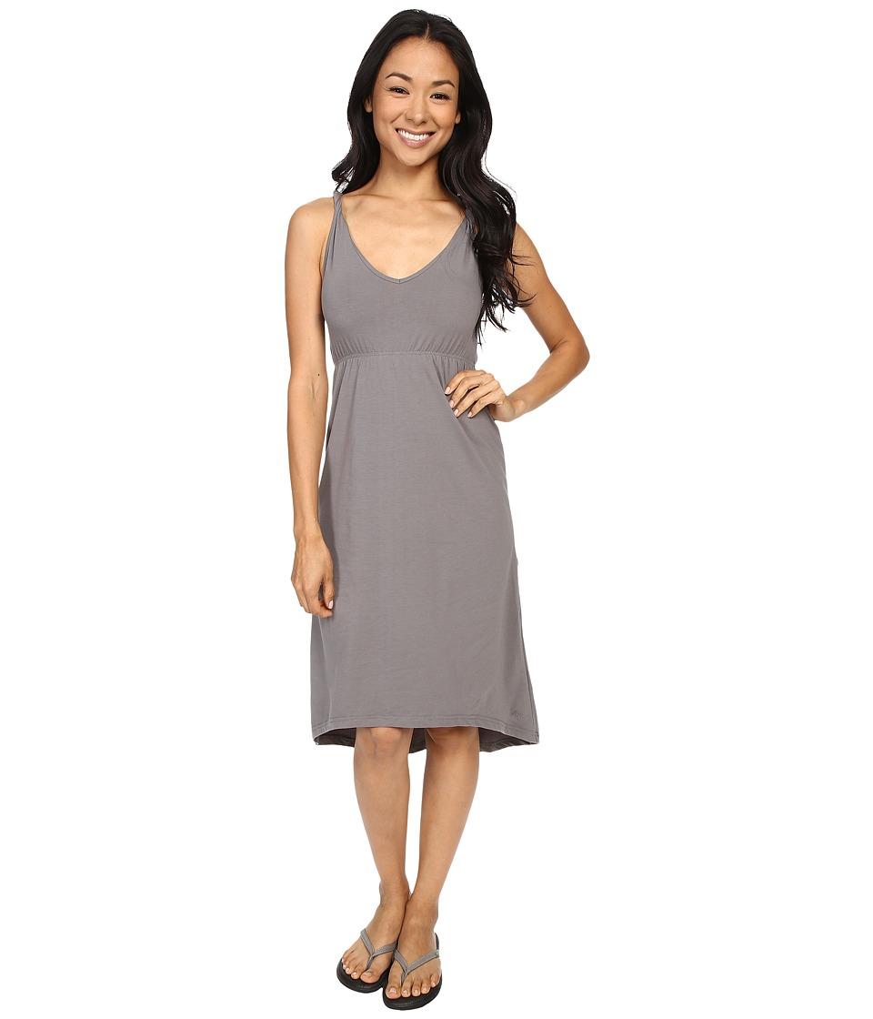 KAVU Ravenna Dress (Grey) Women