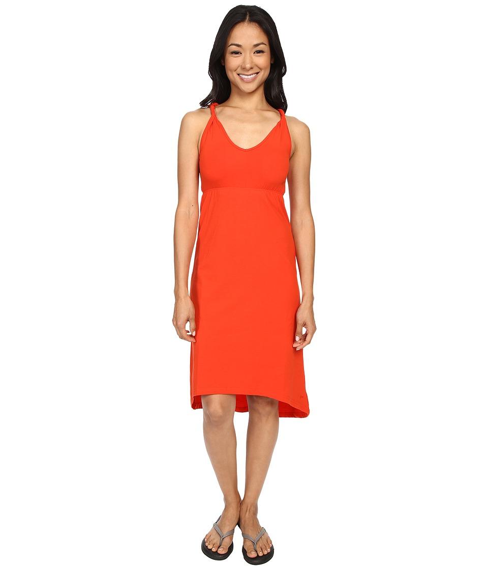 KAVU Ravenna Dress (Firewater) Women