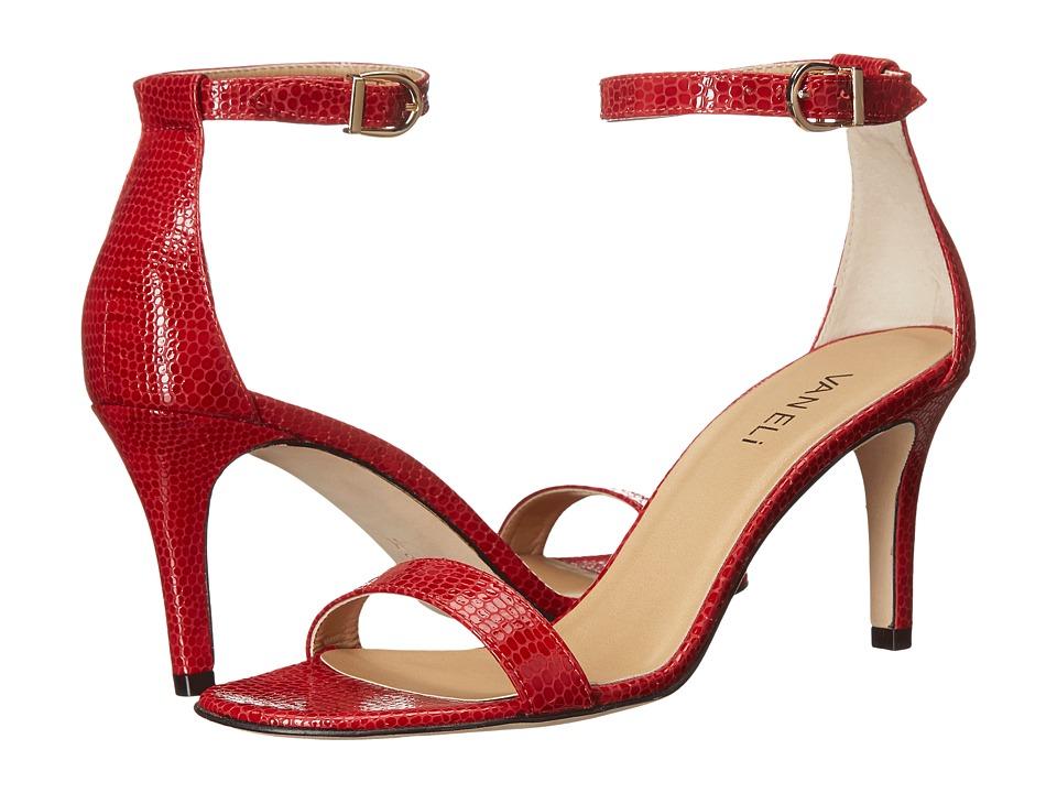 Vaneli - Tilly (Red Naif Print) High Heels