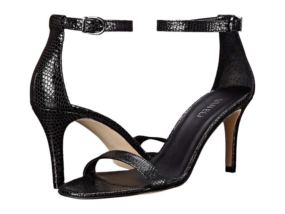 Vaneli - Tilly (Black Naif Print) High Heels