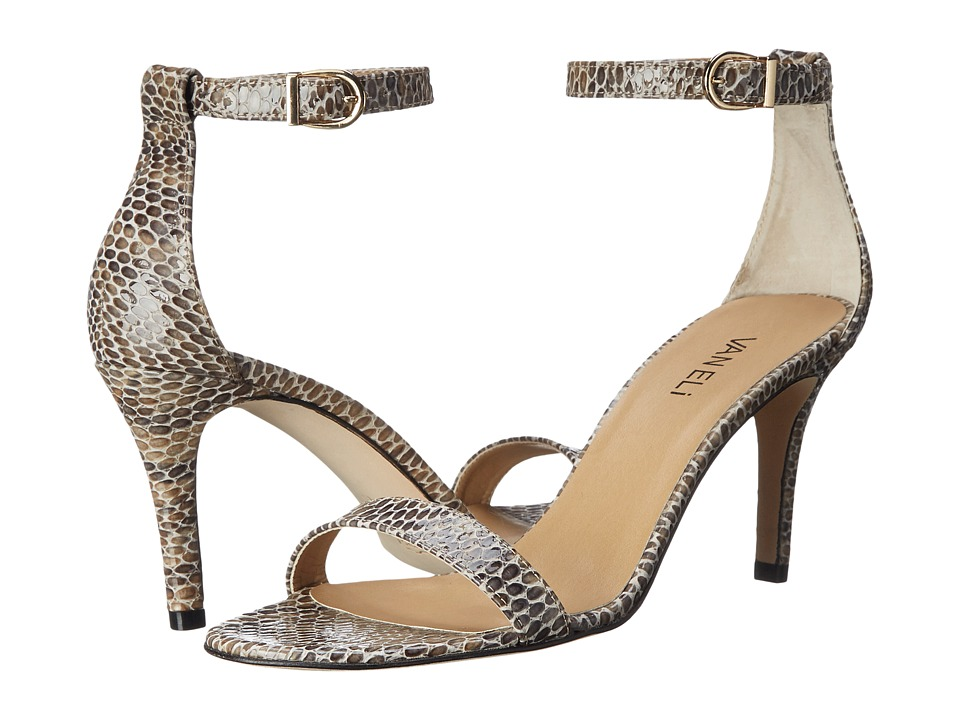 Vaneli - Tilly (Taupe Per Print) High Heels