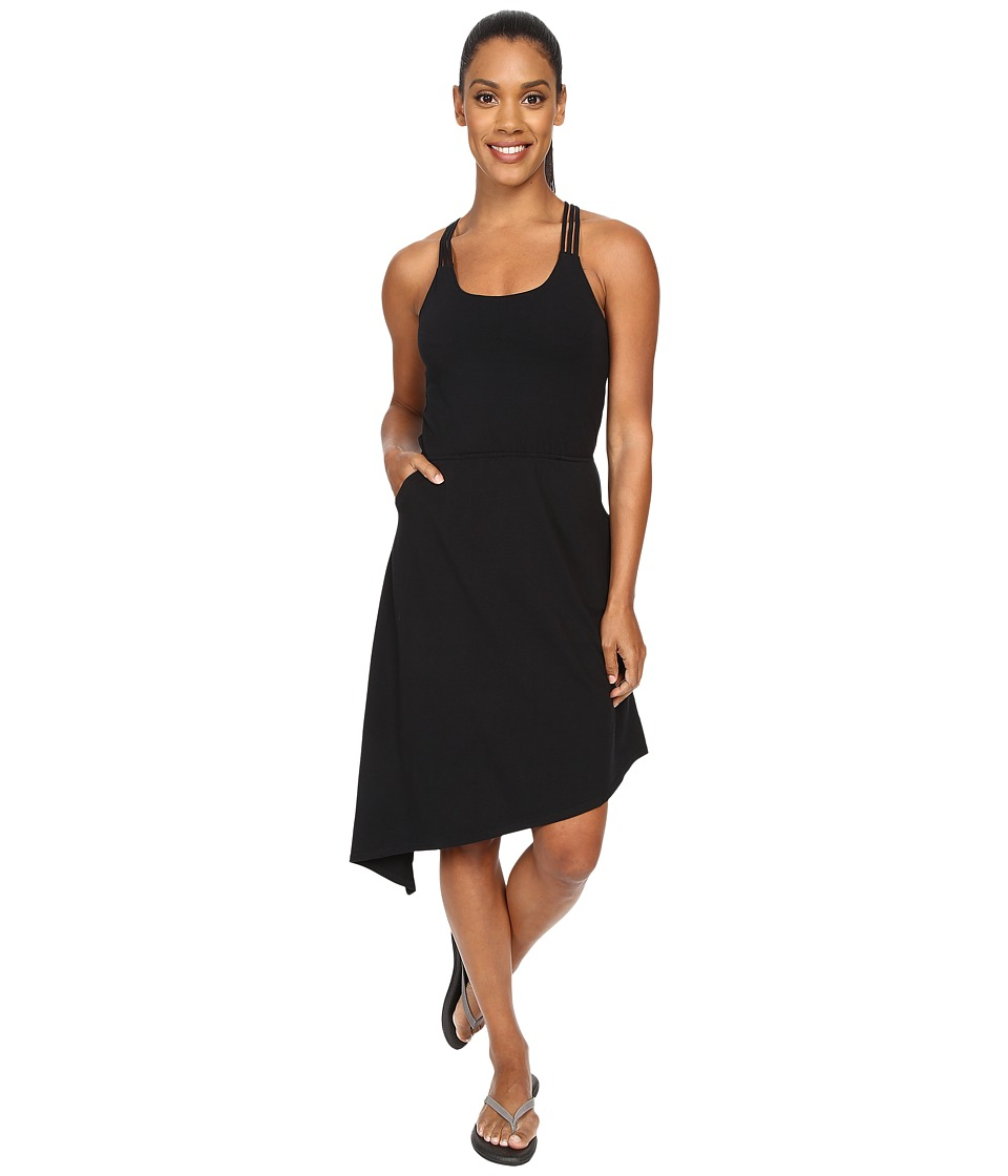KAVU - Daisy Dress (Black) Women's Dress