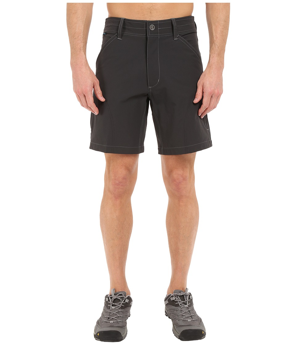 KUHL - Renegade 8 Shorts (Carbon) Men's Shorts