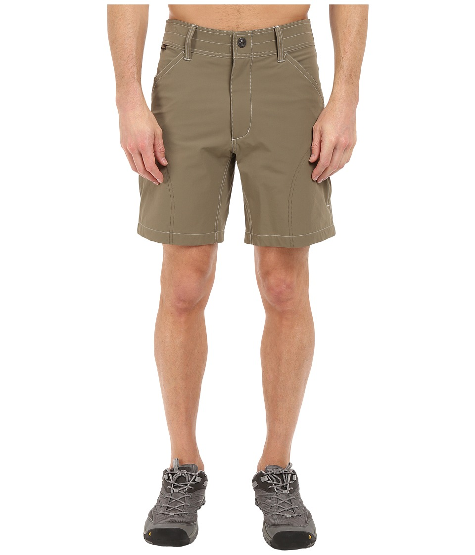 Kuhl - Renegade 8 Shorts (Khaki) Men's Shorts