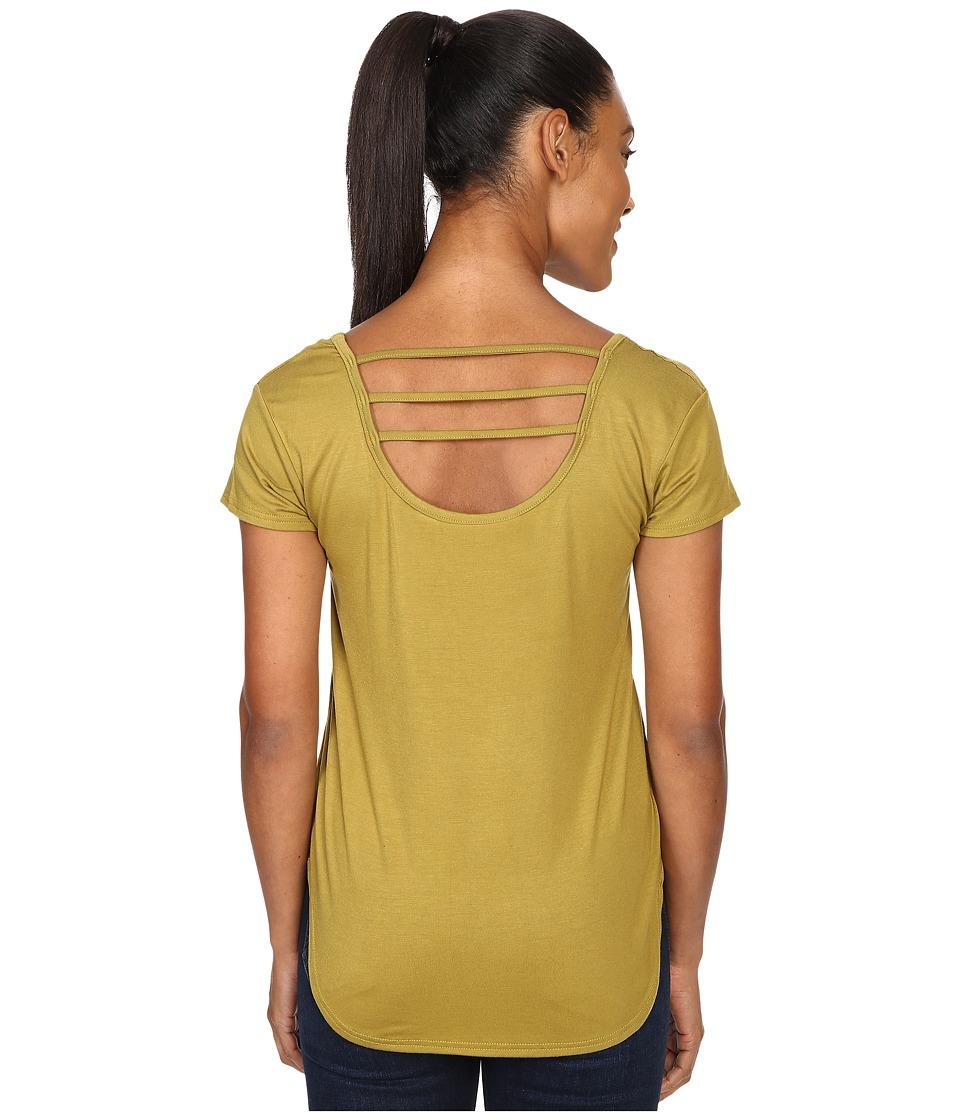 KAVU - Cozumel Shirt (Olive) Women's T Shirt