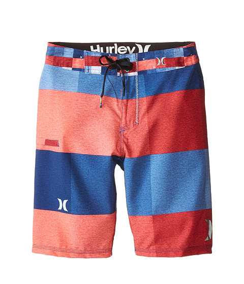 Hurley Kids - Kingsroad Boardshorts (Big Kids) (Midnight Navy) Boy's Swimwear