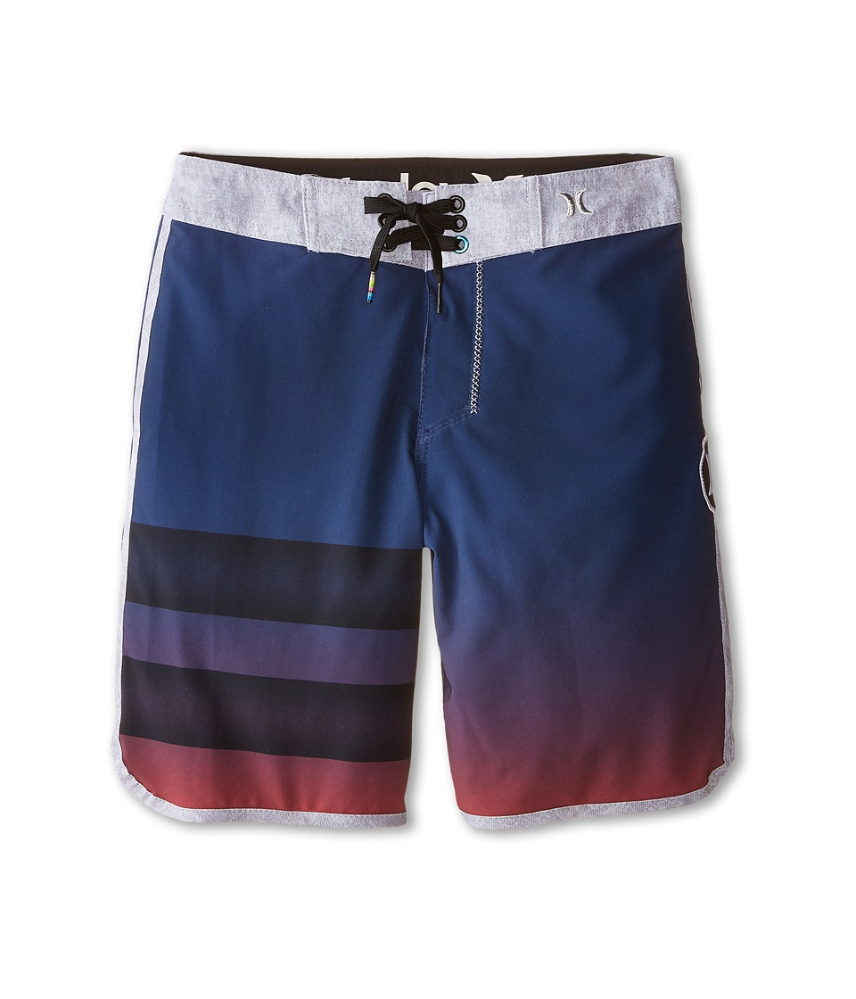 Hurley Kids - Destroy Boardshorts (Big Kids) (Midnight Navy) Boy's Swimwear