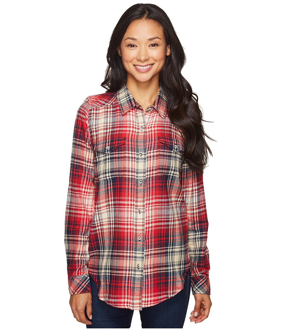 KAVU Billie Jean Shirt (Americana) Women