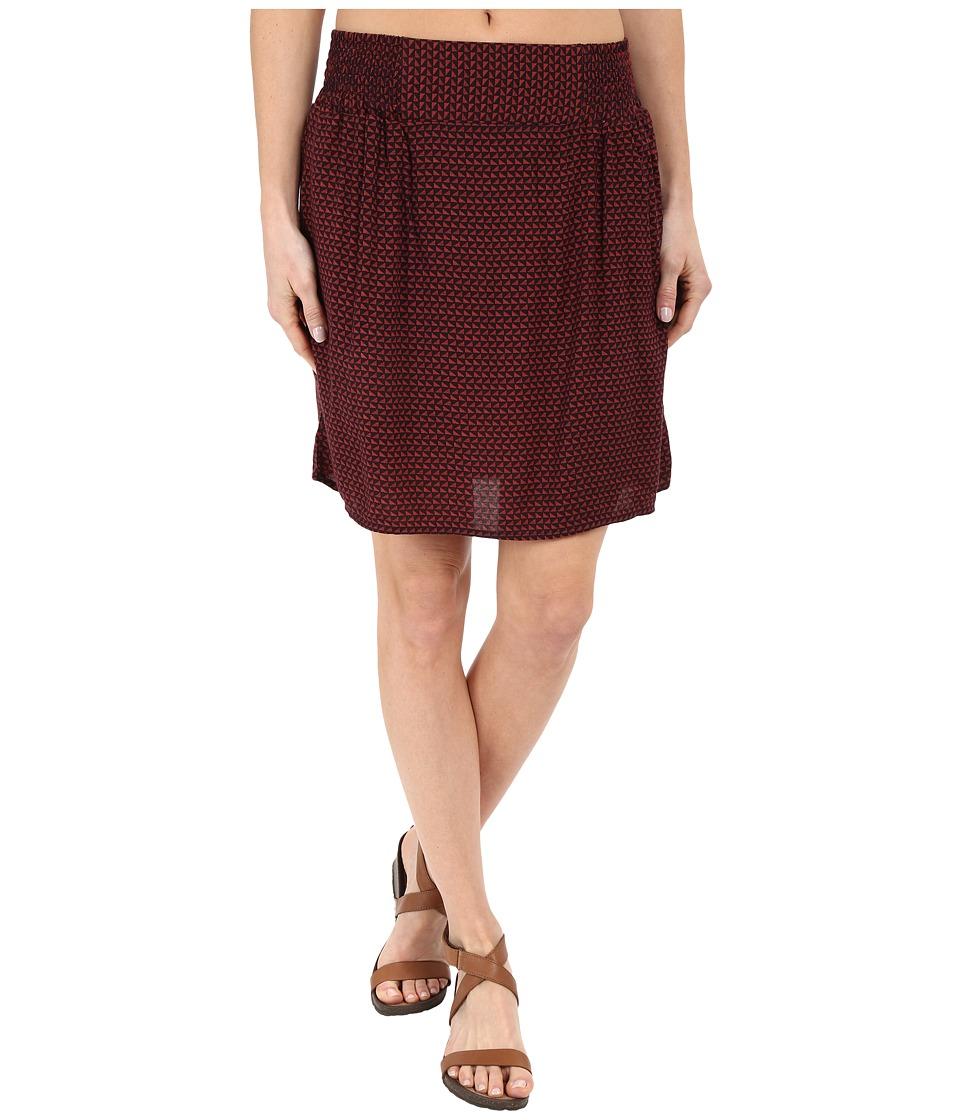 KAVU Cedar Skirt (Americana) Women
