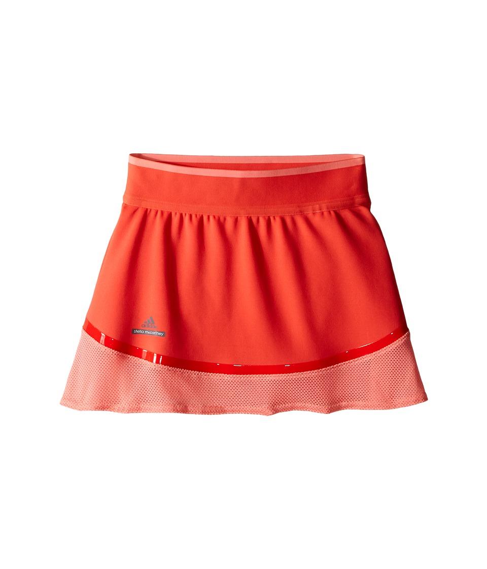 adidas Kids - Stella Skort (Little Kids/Big Kids) (Lipstick/Coral Pink) Girl's Skort