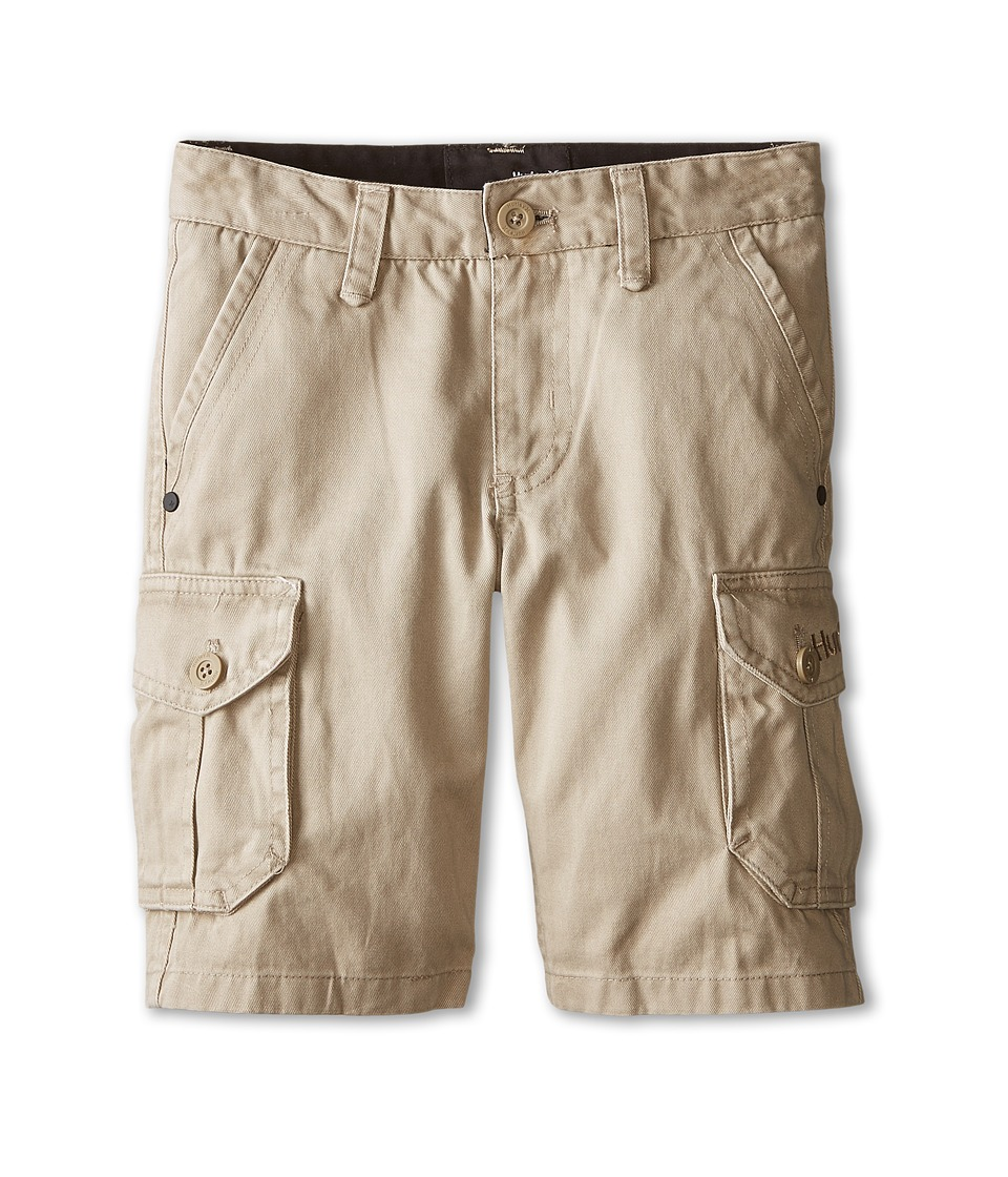 Hurley Kids - One and Only Cargo Shorts (Little Kids) (Bamboo) Boy's Shorts