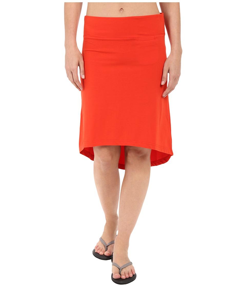 KAVU Stella Skirt (Firewater) Women