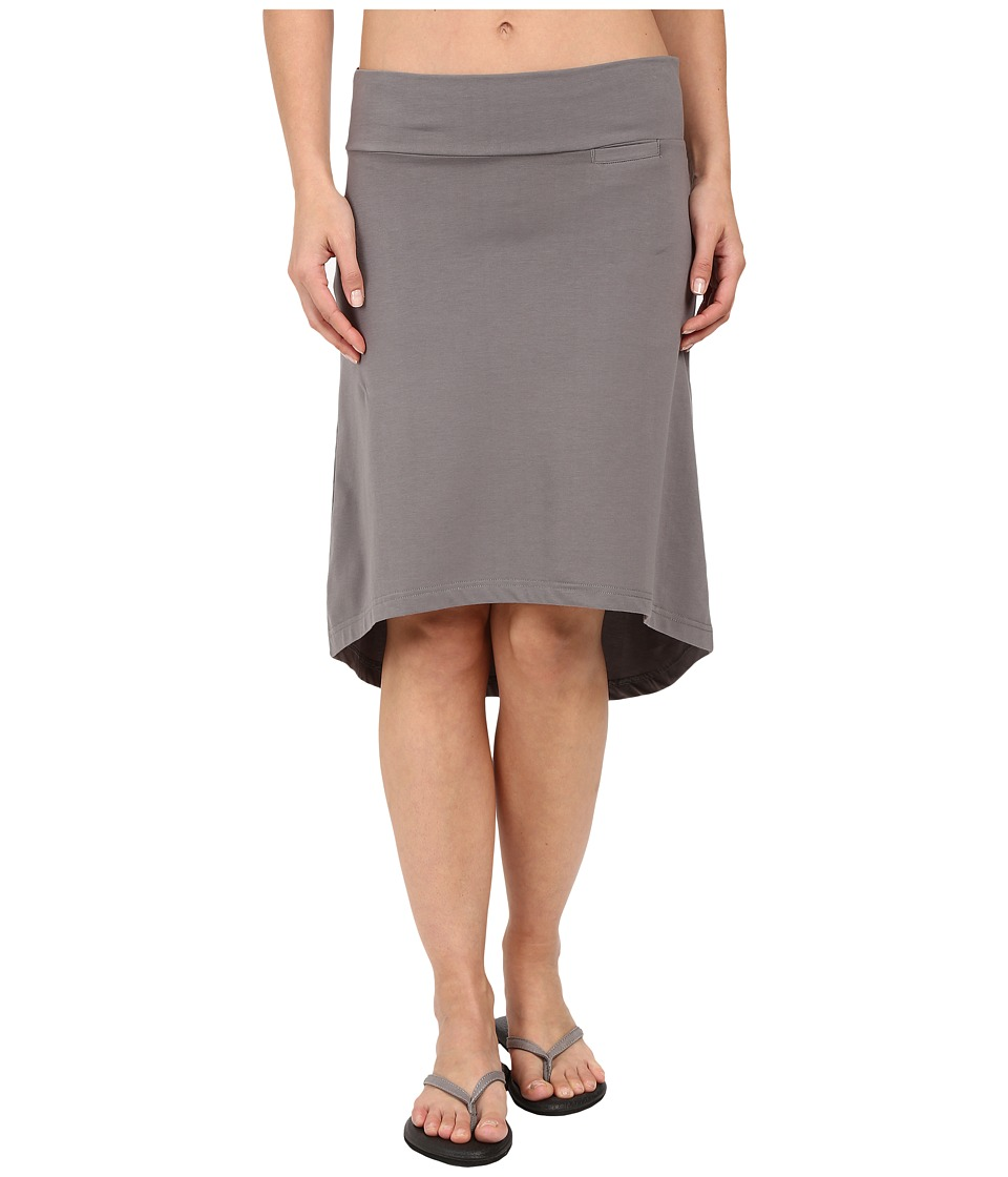 KAVU Stella Skirt (Grey) Women