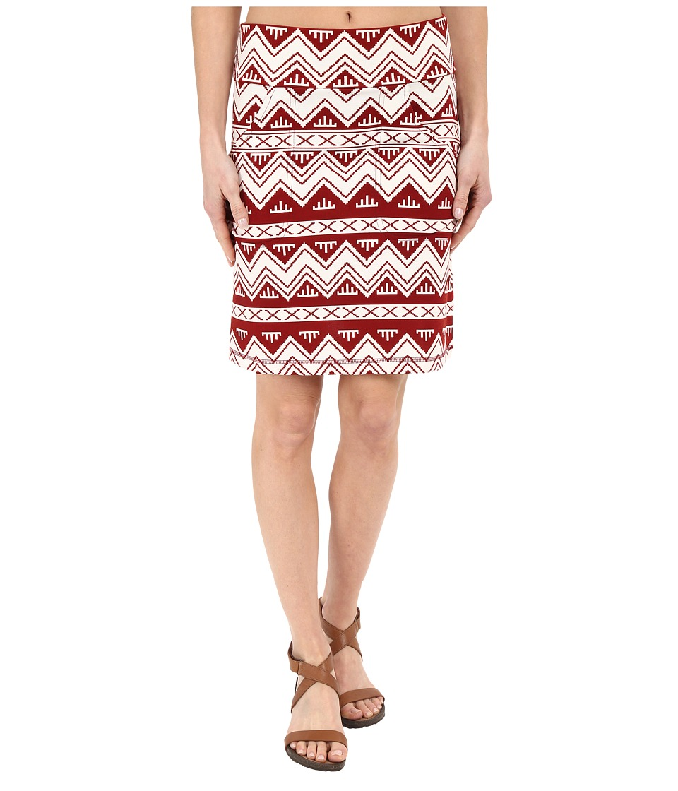 KAVU - Paulina Skirt (SW Chevron) Women's Skirt