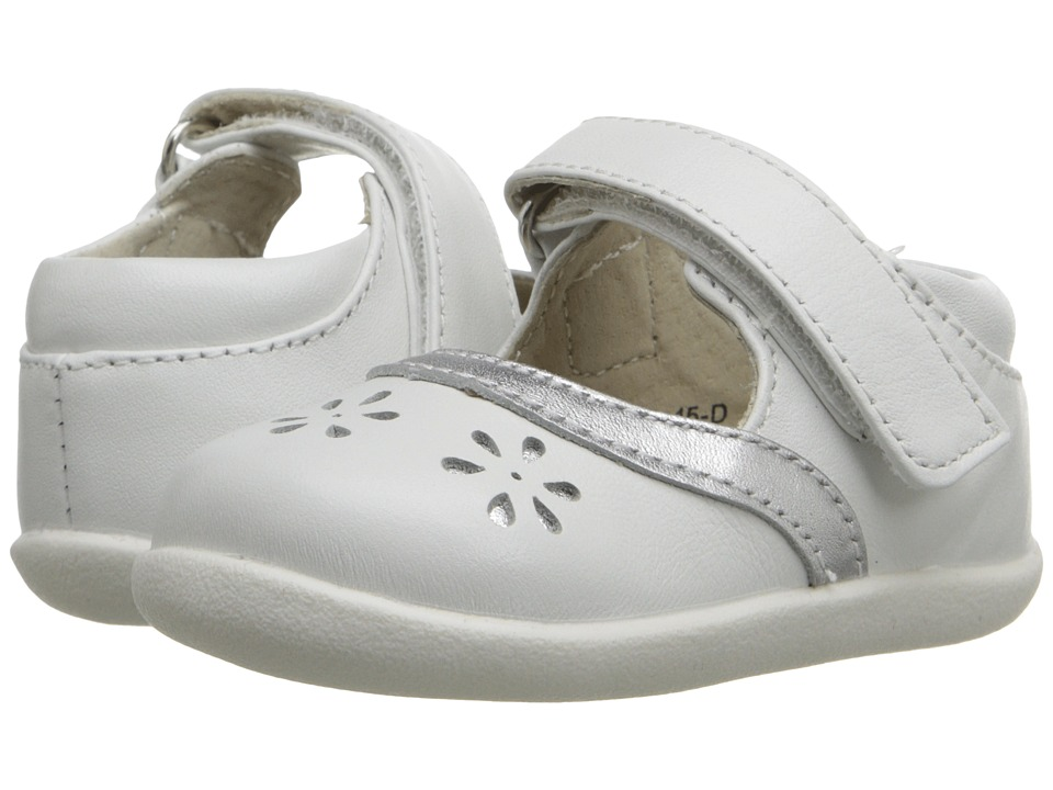 See Kai Run Kids - Helen II (Infant/Toddler) (White) Girl's Shoes