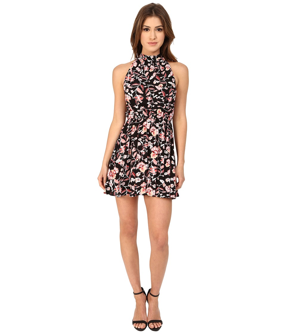 MINKPINK - Crafty Critters High Neck Dress (Multi) Women's Dress