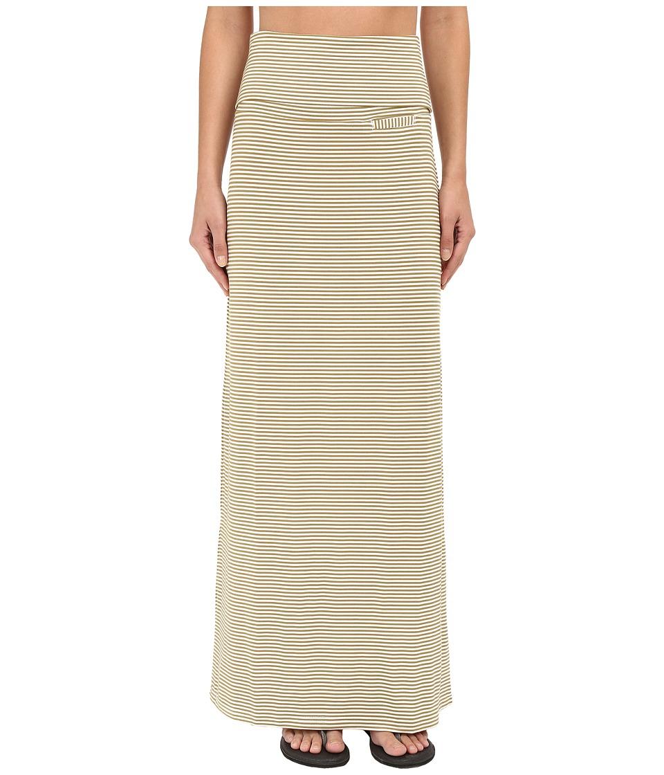 KAVU - Sanjula Skirt (Olive) Women's Skirt