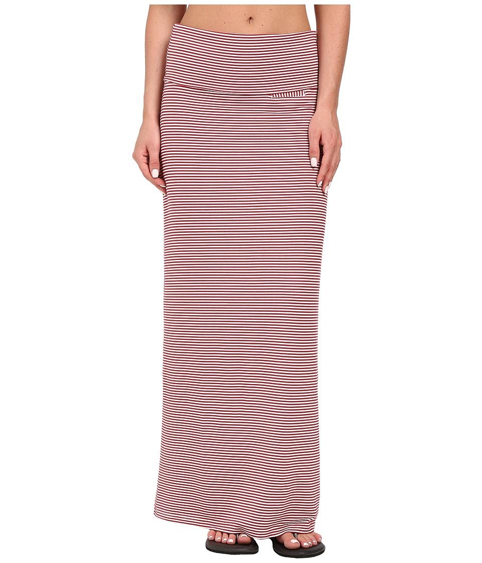 KAVU - Sanjula Skirt (Brick) Women's Skirt