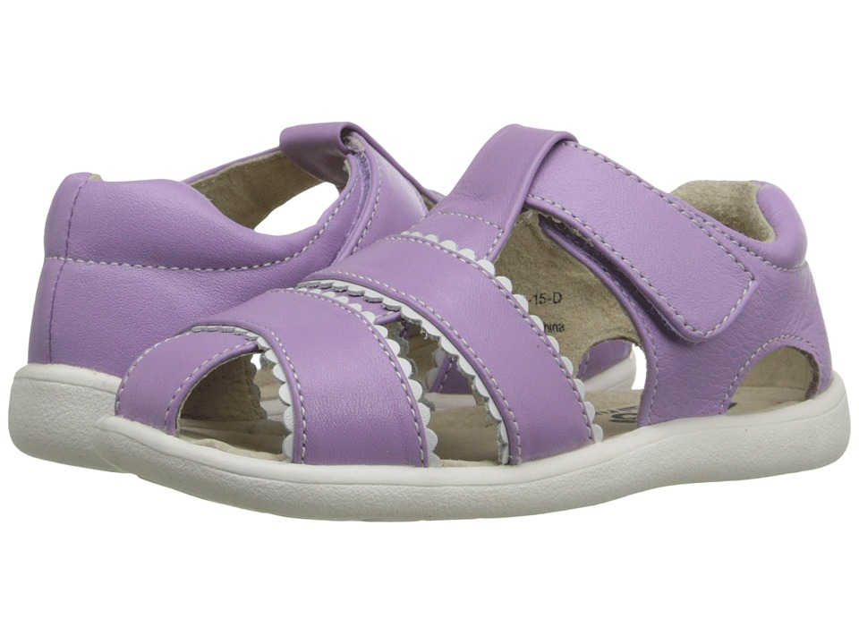 See Kai Run Kids - Gloria II (Toddler) (Lavender) Girls Shoes