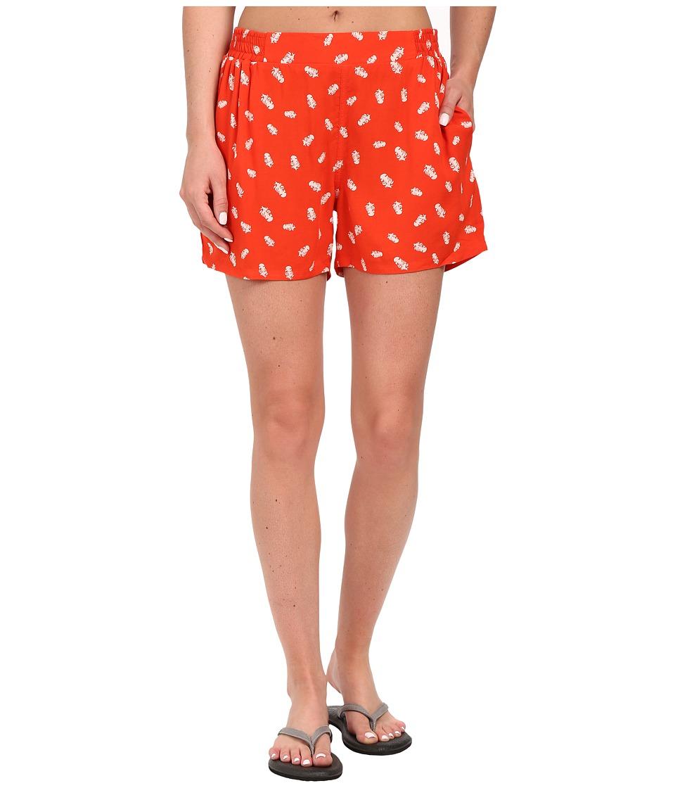 KAVU - Sally Shorts (Firewater) Women's Shorts