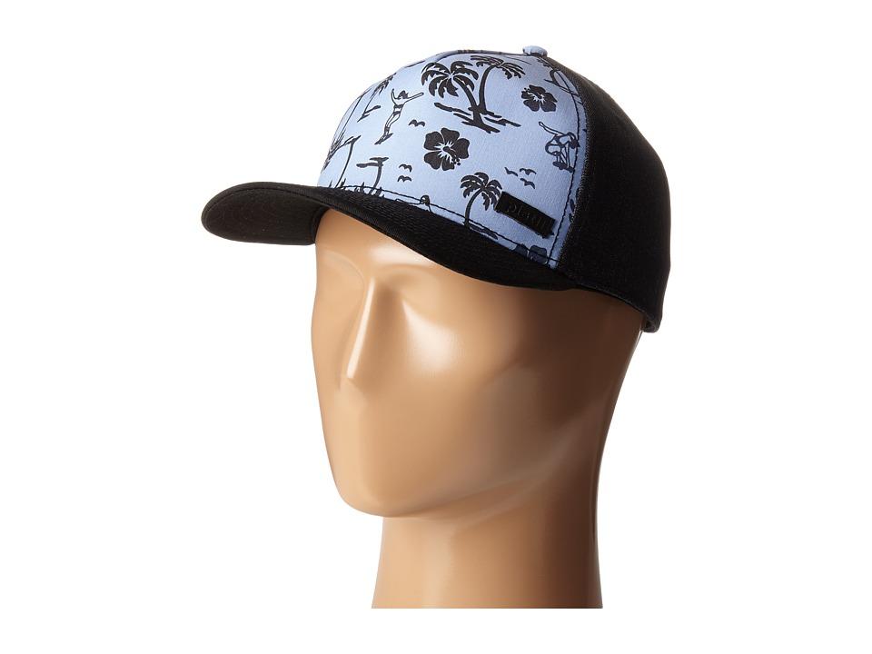 Pistil - Wade (Black) Caps