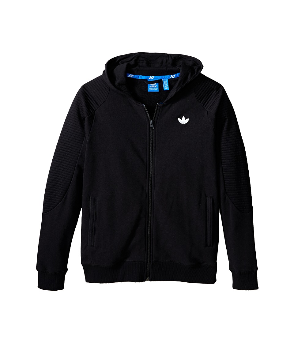 adidas Originals Kids - J Sp Lx Moto Hd (Little Kids/Big Kids) (Black) Boy's Sweatshirt