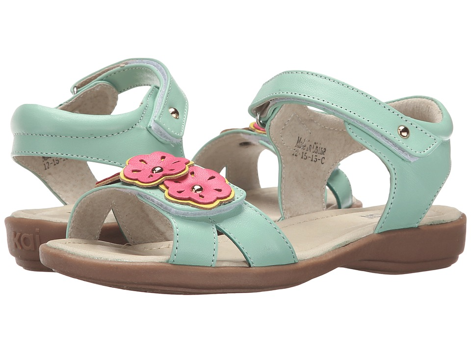 See Kai Run Kids - Valentina (Toddler/Little Kid) (Mint) Girl's Shoes