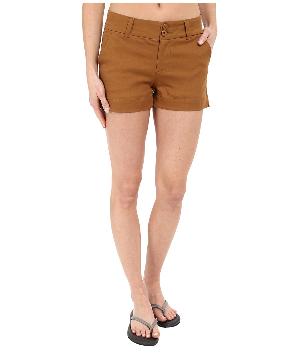 KAVU - Catalina Short (Tobacco) Women's Shorts