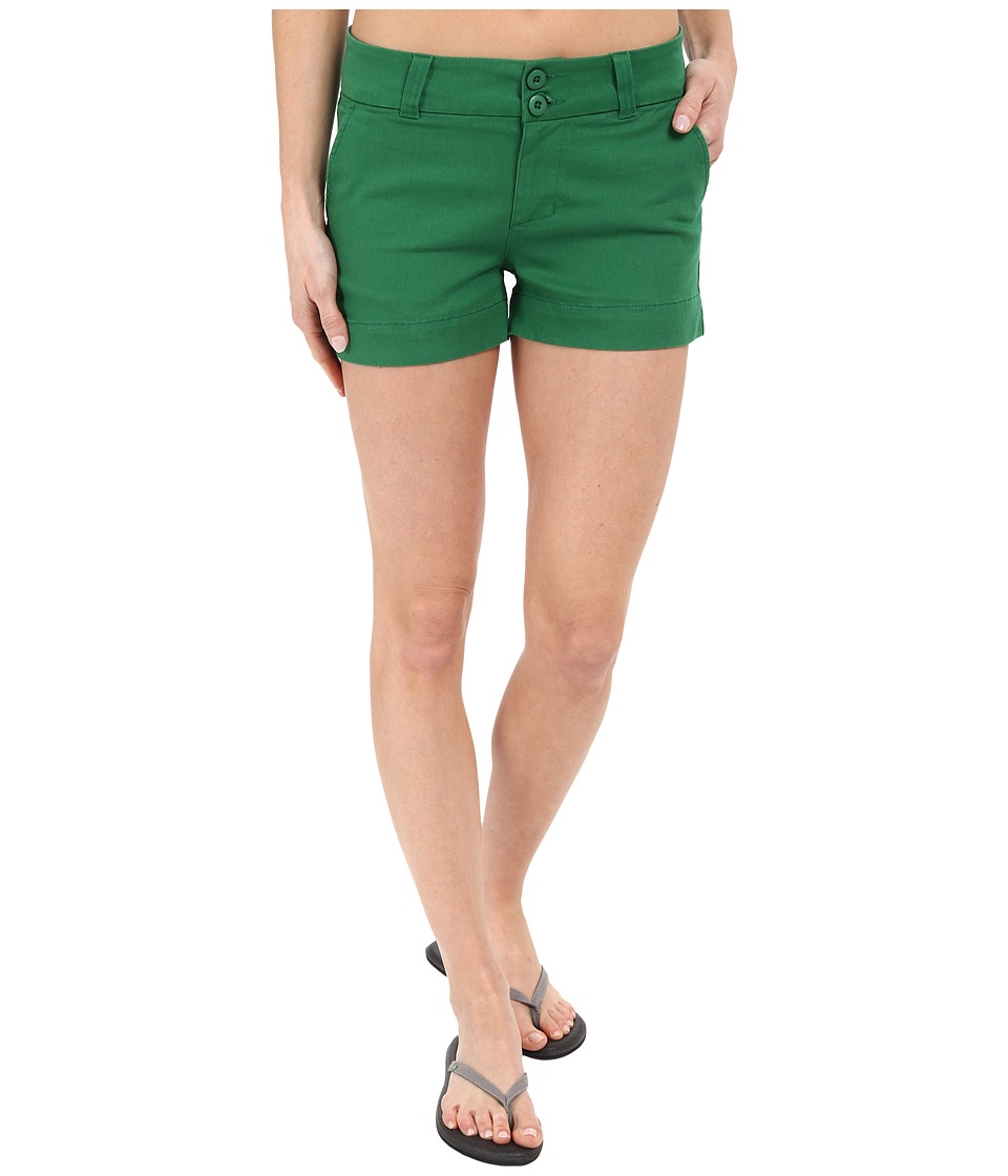 KAVU - Catalina Short (Evergreen) Women's Shorts