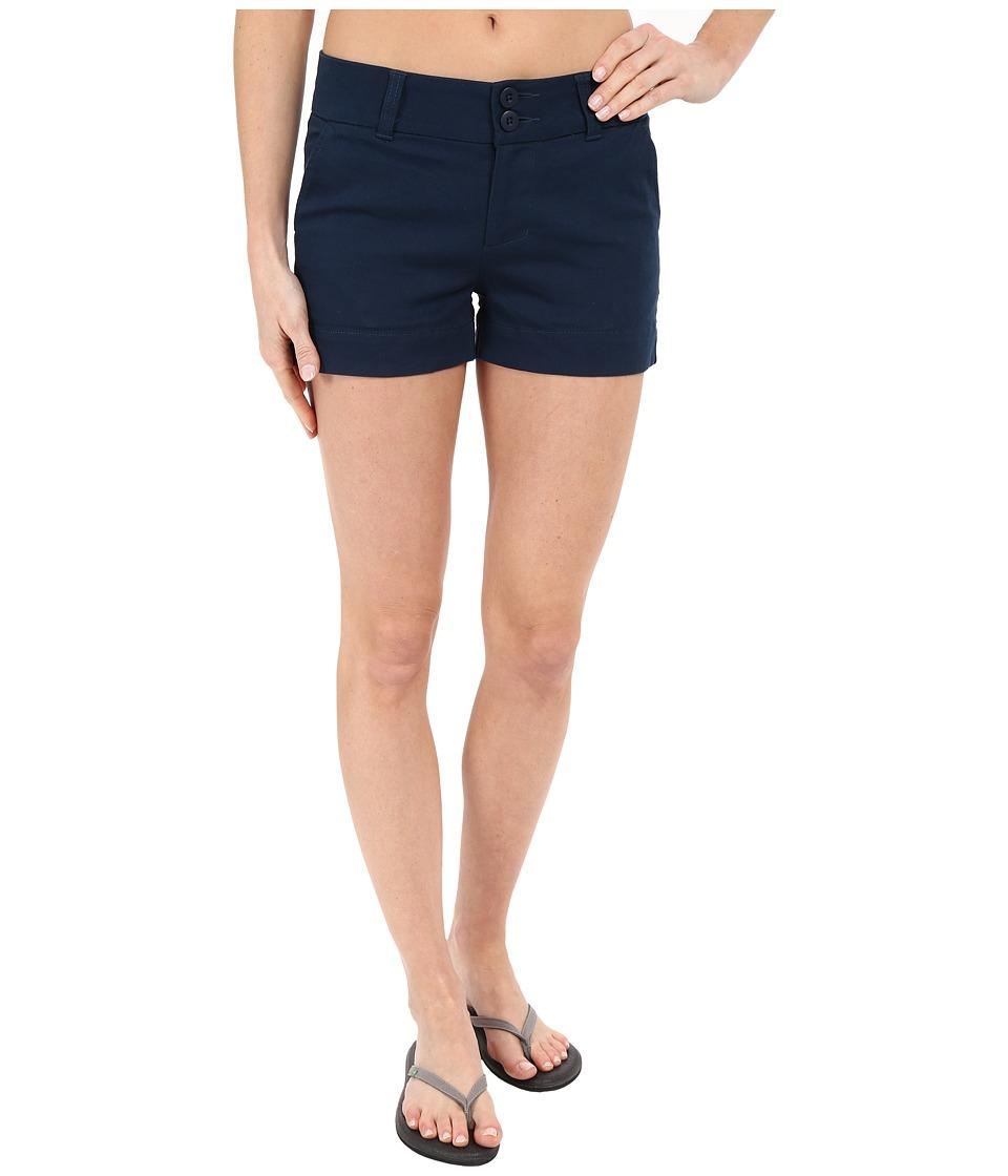 KAVU - Catalina Short (Navy) Women's Shorts