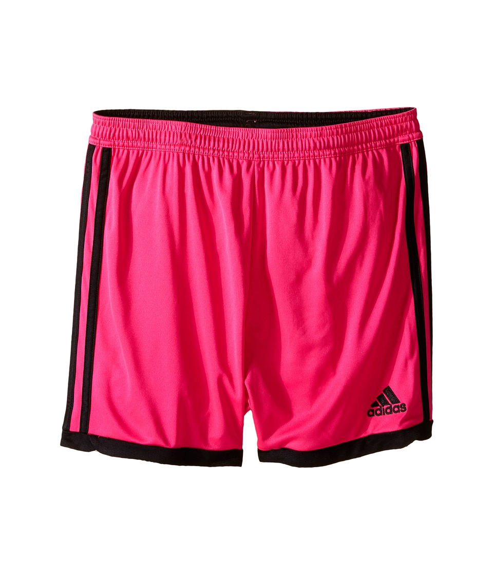adidas Kids - Tastigo 15 Short-Drydye (Little Kids/Big Kids) (Shock Pink/Black) Girl's Shorts