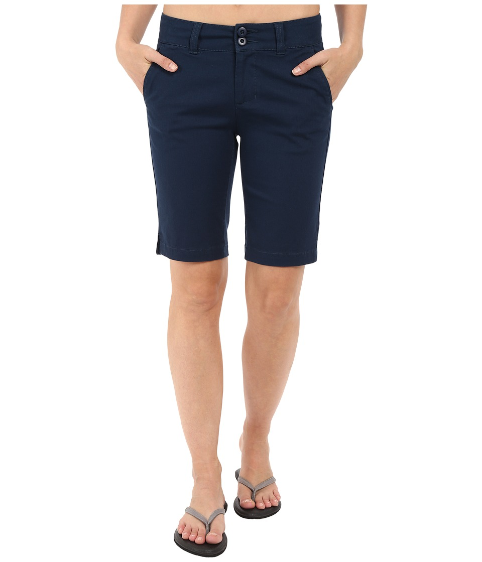 KAVU - Phoebe Short (Navy) Women's Shorts