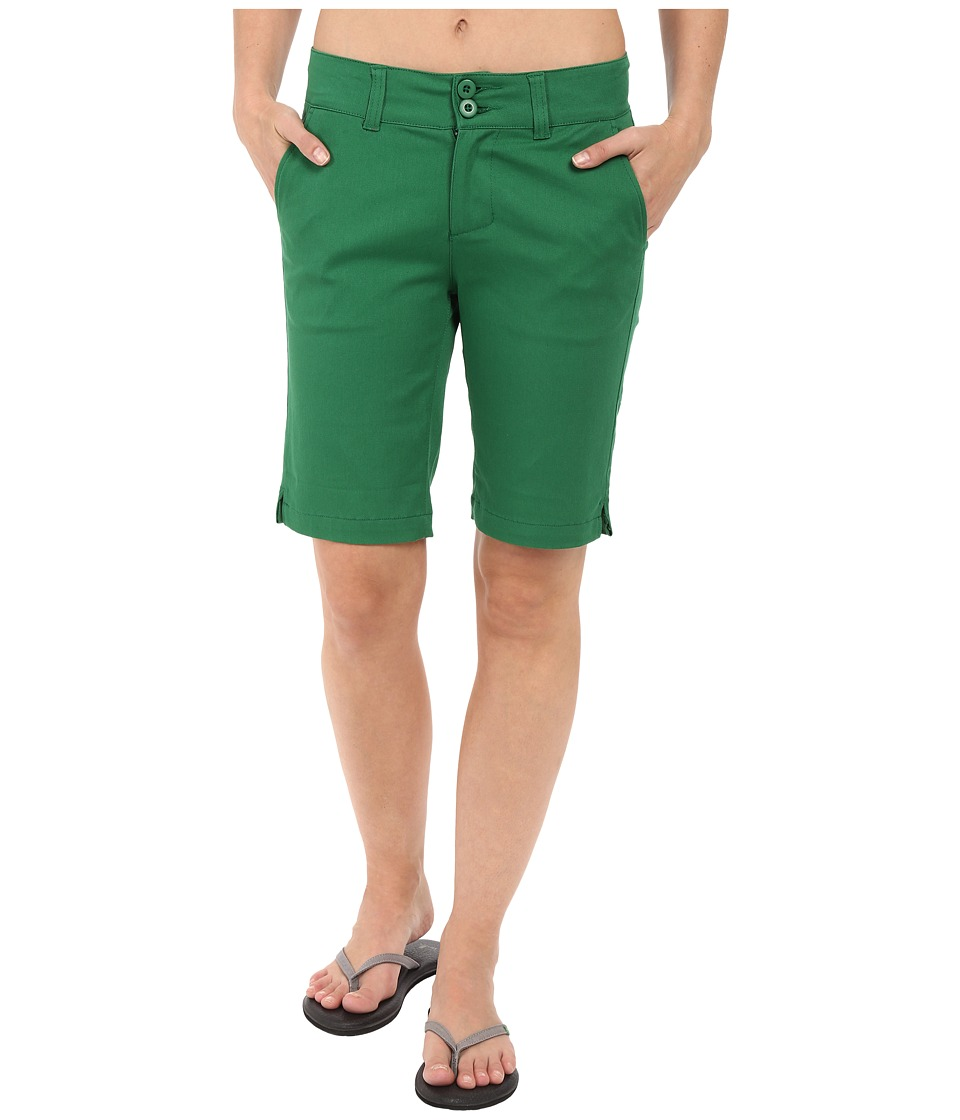 KAVU - Phoebe Short (Evergreen) Women's Shorts