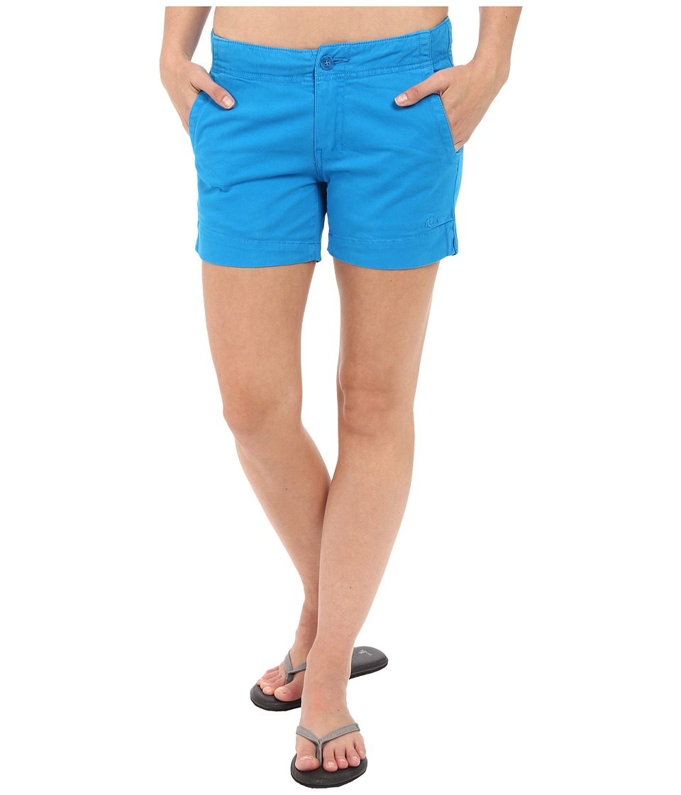 KAVU - Avalon Short (River Blue) Women's Shorts