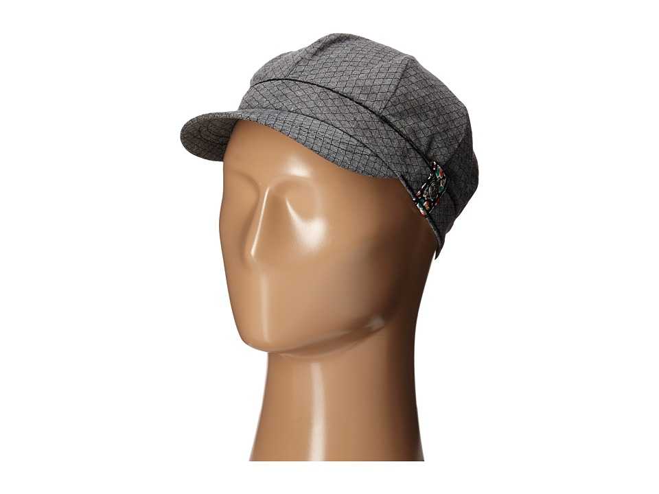 Pistil - Crista (Charcoal) Caps