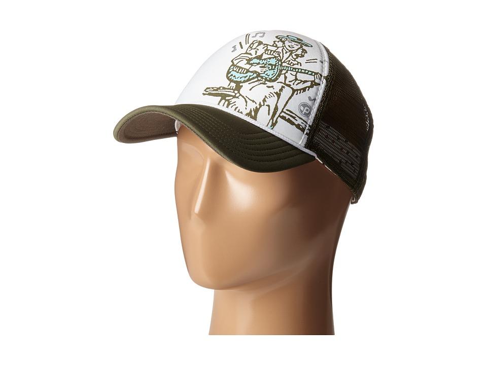 Pistil - Darlin (Olive) Caps