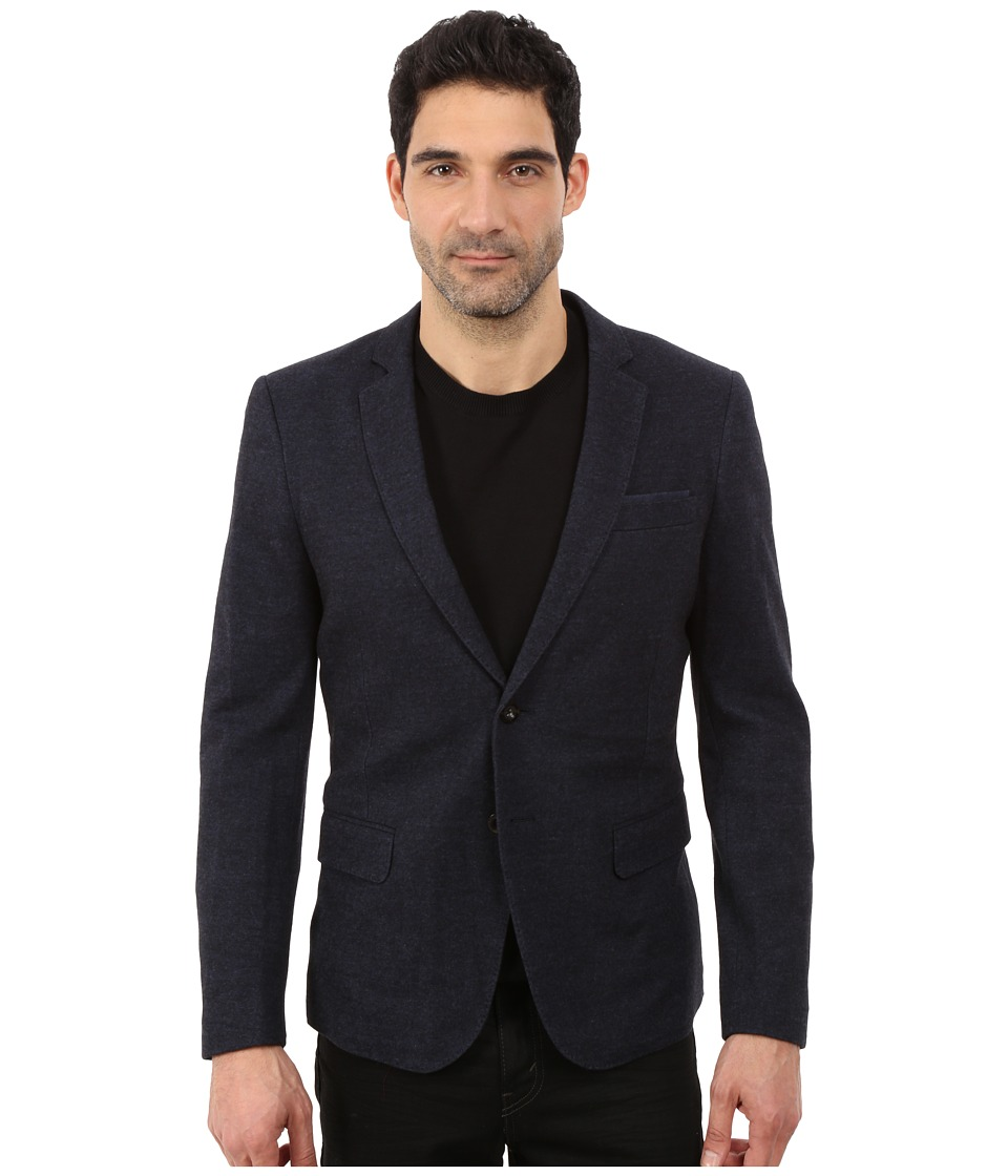 Diesel - J-Tom-2 Jacket (Midnight/Blue) Men's Coat