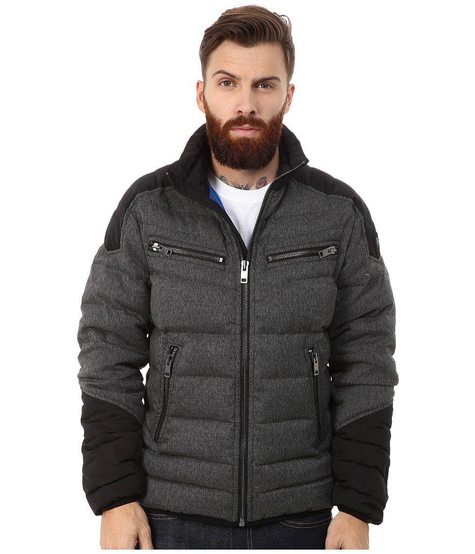 Diesel - W-Izumo-2 Jacket (Grey) Men's Coat