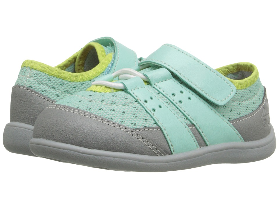 See Kai Run Kids - Rainier (Toddler) (Mint) Girl's Shoes